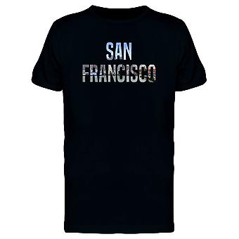 San Francisco, Travel Lovers Tee Men's -Image by Shutterstock