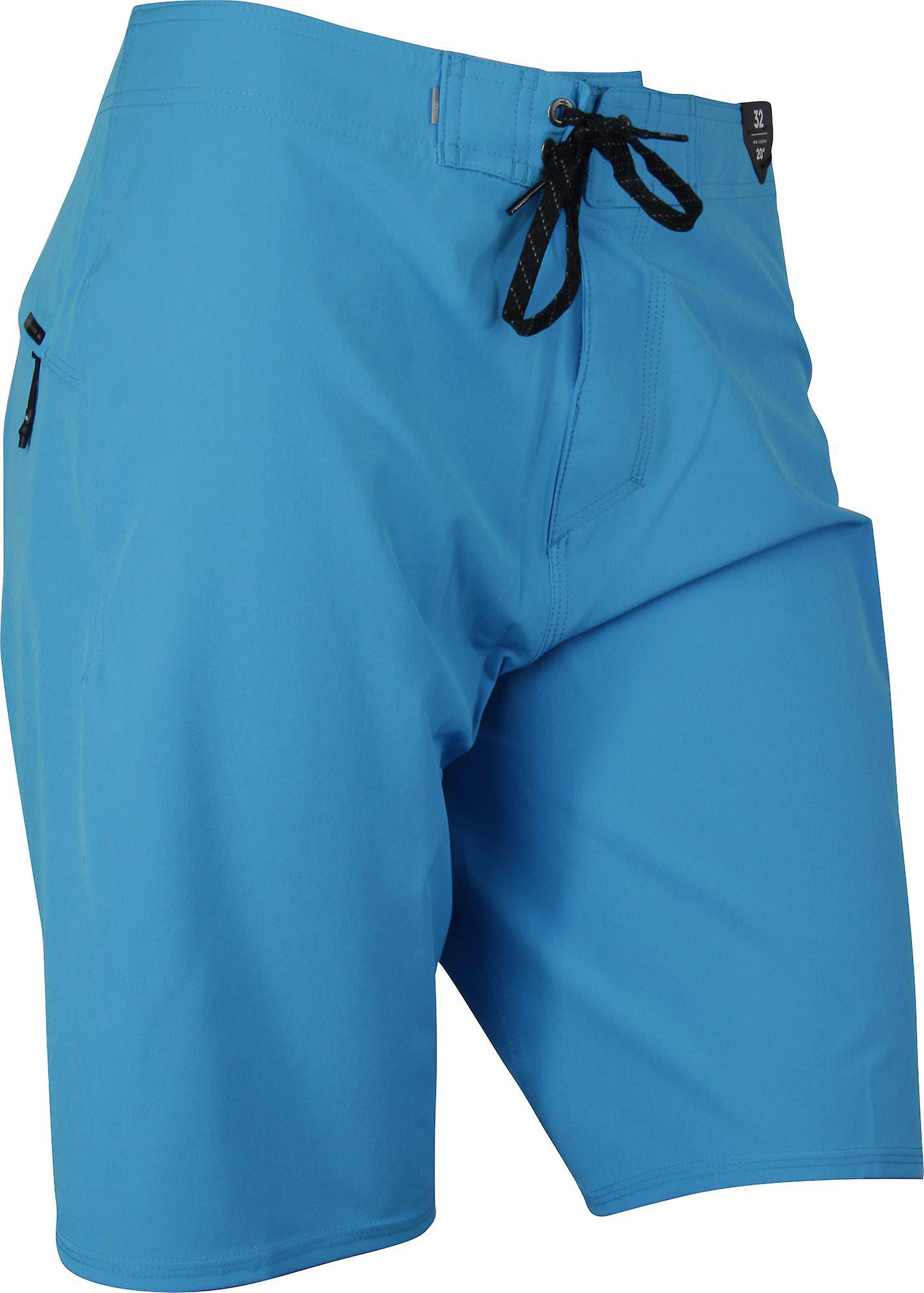 Quiksilver Mens Highline Kaimana Dryflight 20-lang Boardshorts - Malibu blå