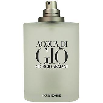 Acqua di gio para homens por giorgio armani 3.4 oz eau de toilette spray tstr