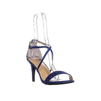 Thalia Sodi Womens Darria4 stof Open teen Casual Strappy sandalen