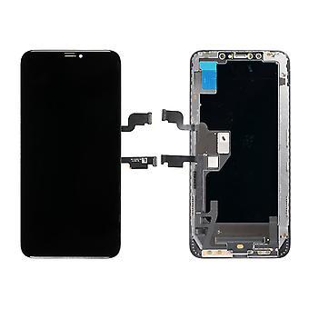 OLED ekran zestawu dla iPhone XS Max - Dożywotnia gwarancja