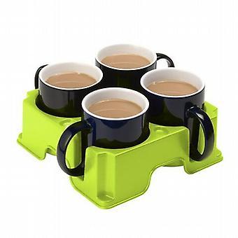 Green Muggi - Non-slip drinks tray