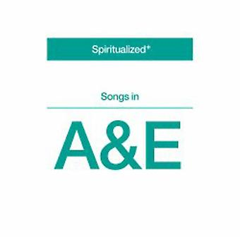 Spiritualized - Songs in a&E [CD] USA import