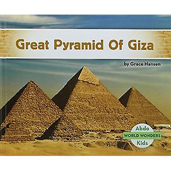Great Pyramid of Giza by Grace Hansen - 9781532104404 Book