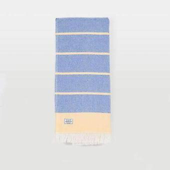 Ręcznik kuchenny pasażera niebieski/żółty