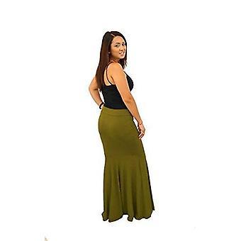 DBG kvinders havfrue Maxi stil sommer nederdele