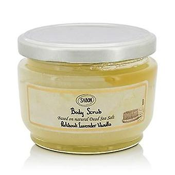 Body Scrub - Patchouli Lavender Vanilla - 320g/11.3oz