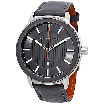 Armani Exchange usně Mens Watch AX1462