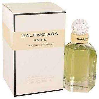 Balenciaga باريس بواسطة Balenciaga Eau De Parfum Spray 1.7 Oz (نساء) V728-492602