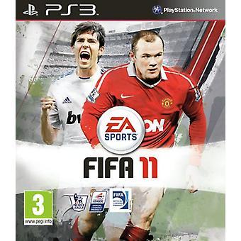FIFA 11 (PS3)-nytt