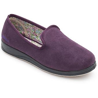 Padders Repose Womens Fully Lined Slippers