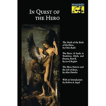 Auf der Suche nach der Helden-Mythos-Serie (Papier) (Mythos)