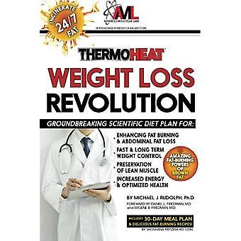 Thermo Heat viktminskning revolution: banbrytande vetenskaplig plan för att öka fettförbränning & bukfett förbränning-snabb och långsiktig viktkontroll-bevarande av muskelmassa-ökad energi och optimerad hälsa