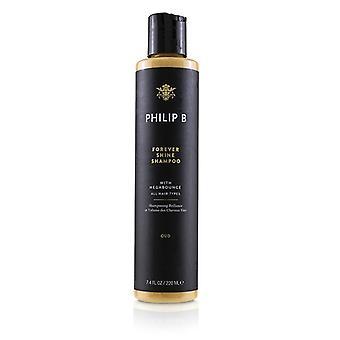 Philip B Forever Shine champú (con Megabounce - todo tipo de cabello) - 220 ml/7.4oz