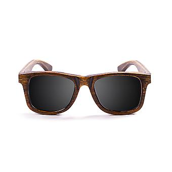 Nelson Ocean Wood Sunglasses