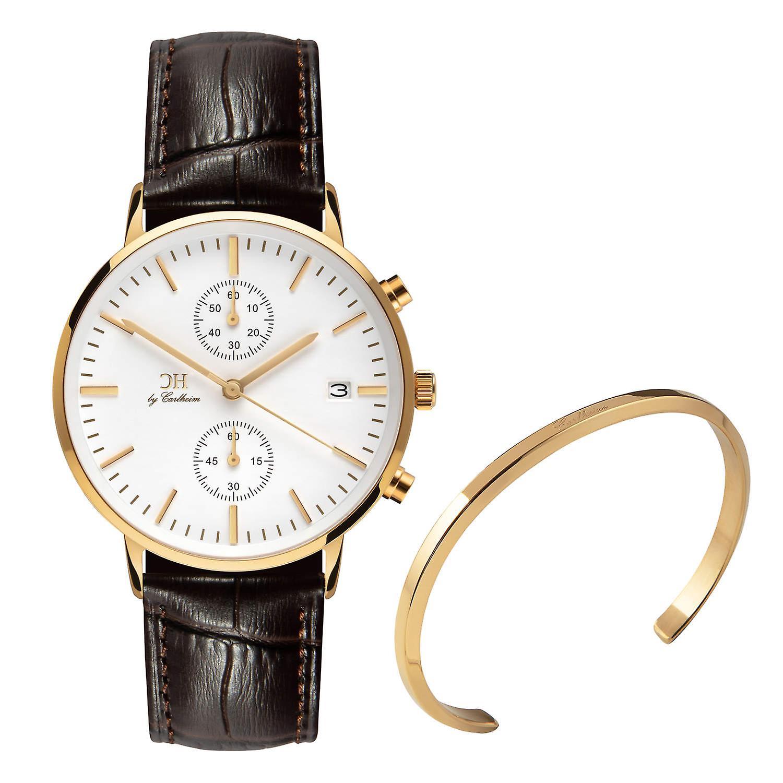 Carlheim | Armbandsur | Chronograph | Lolland | Skandinavisk design