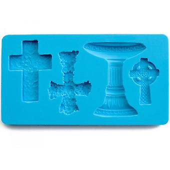 Ibili 3D mold Cruces (Kitchen , Bakery , Molds)