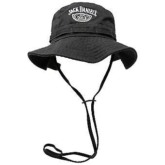Jack Daniels sort spand hat