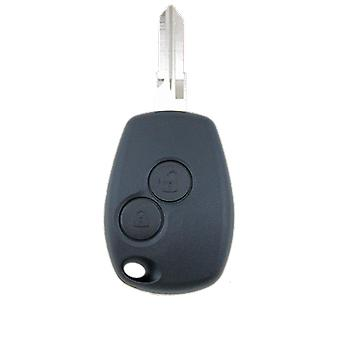 Custom To Suit Renault 2 Button Remote/Key