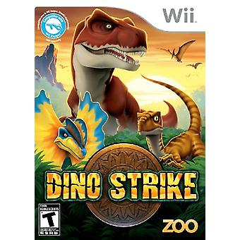 Dino Strike (Wii) - Nouveau