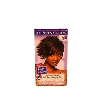 Softsheen Carson oscuro y encantador 373 color marrón sable ( 2 Pack )
