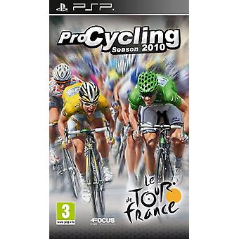 Pro Cycling Manager seizoen 2010 Le Tour de France (Sony PSP)-fabriek verzegeld