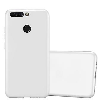 Cadorabo Case for Honor 8 PRO Case Cover - Flexible TPU Silicone Case Case Ultra Slim Soft Back Cover Case Bumper