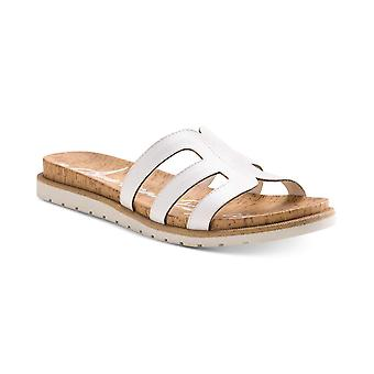 American Rag Womens Danah Fabric Open Toe Casual Slide Sandals