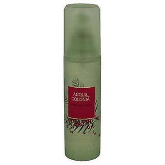 4711 Acqua Colonia roze peper & grapefruit door Maurer & Wirtz Body Spray 2,5 oz (vrouwen) V728-540805