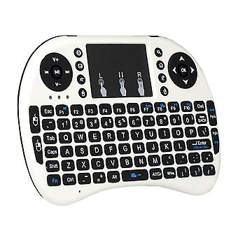 Tastiera mini wireless-QWERTY (bianco)