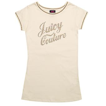 Junior Girls Juicy Couture Berry Tea Dress In Off White- Short Sleeve- Ribbed Junior Girls Juicy Couture Berry Tea Dress In Off White- Short Sleeve- Ribbed Junior Girls Juicy Couture Berry Tea Dress In Off White- Short Sleeve- Ribbed Junior Girls