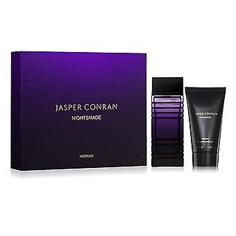 Jasper Conran Nightshade Woman Gift Set 30ml EDP + 150ml Body Lotion