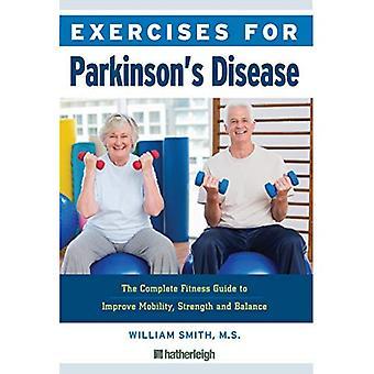Exercices pour la maladie de Parkinson
