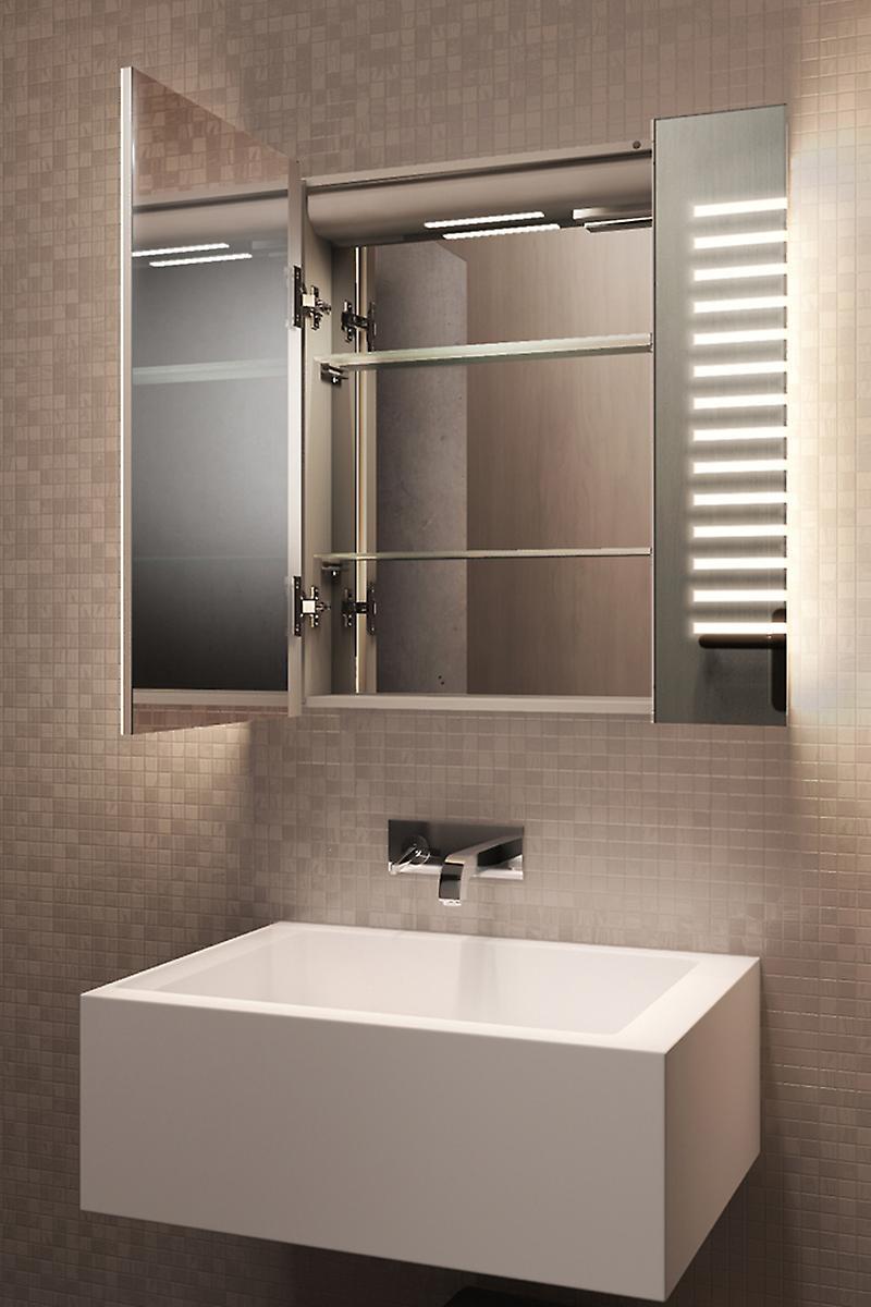 Beatle dévésiculeur Bathroom Cabinet avec désembuage, capteur & rasoir k1601i