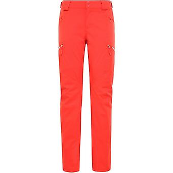 North Face Kobiety's Lenado Pant - RegularLeg - Cloud Blue - Fiery Red