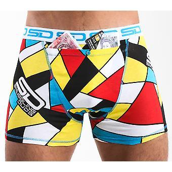 Abstracte Smokkel Duds Boxer Briefs | Boxer Shorts | Heren Ondergoed