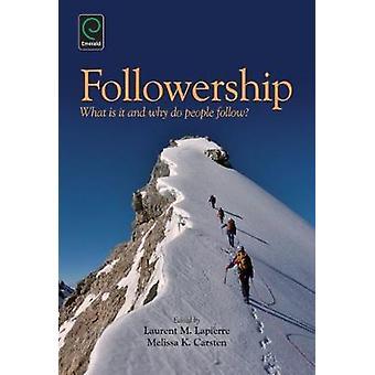 Followership by Laurent Lapierre