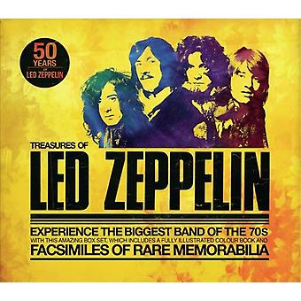 The Treasures of Led Zeppelin by Chris Welch