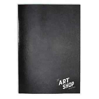 The Art Shop Skipton Laminated Cover Sketch Book with 40 Sheets A3