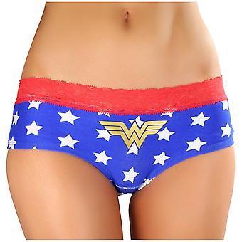 Wonder Woman Star Print Femmes & s Culottes sous-vêtements