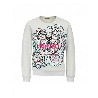 Kenzo Kids Iconic Flower Tiger Sweat