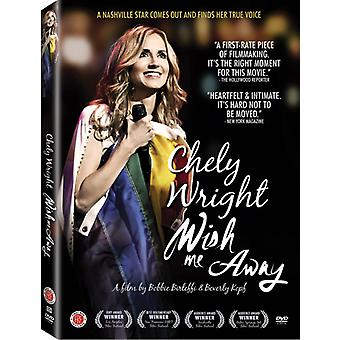 Chely Wright: Wish Me Away [DVD] USA import