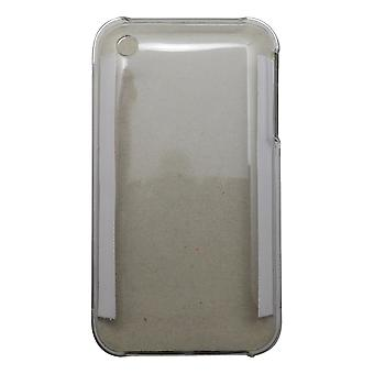 For iPhone 3,3GS Case,Modern Transparent Front,Back Durable Shielding Cover