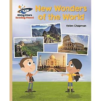 Reading Planet  New Wonders of the World  Gold Galaxy by Helen Chapman