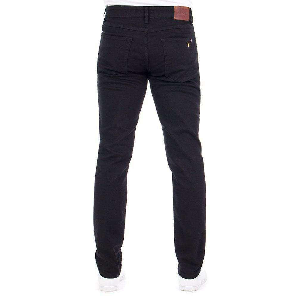 Lyle et Scott - France J700v Slim Fit Jean - Noir xmdx2f