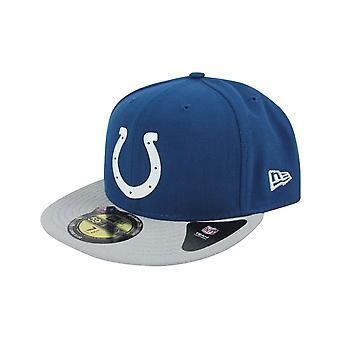 New Era 59Fifty NFL Indianapolis Colts Draft Cap