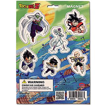 Magnet - Dragon Ball Z - Collection Games Toys Anime Licensed ge39040
