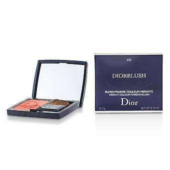Dior blush vibrant colour powder blush # 896 redissimo 163954 7g/0.24oz