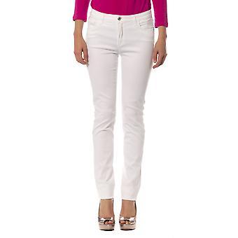 White Trussardi Women's Jeans