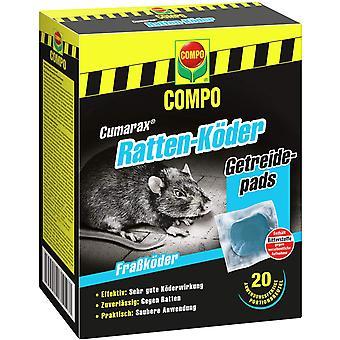 COMPO Rat Bait Cumarax®, 200 g